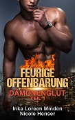 Feurige Offenbarung Cover